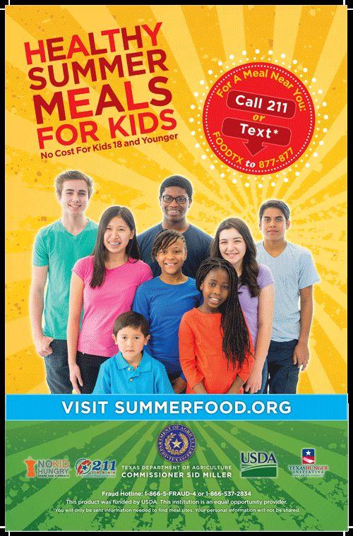 Food Service / Summer Food Service Program